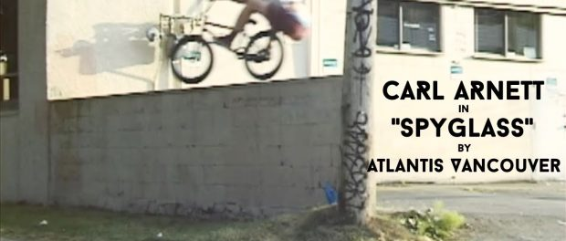 "CARL ARNETT – ATLANTIS VANCOUVER – ""SPYGLASS"""