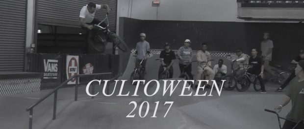 CULTOWEEN 2017/ CULTCREW/ VANS SKATEPARK IN ORANGE