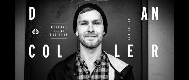 Éclat BMX : Dan Coller Welcome To Pro