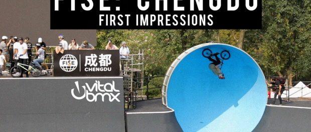 FISE: Chengdu, China 2017 – First Impressions