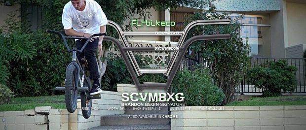 Fitbikeco. Brandon Begin's SCVMBXG Bars