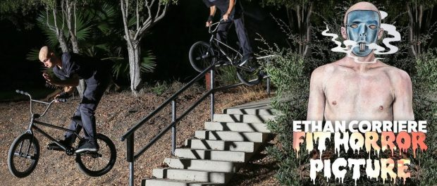 "Fitbikeco. Ethan Corriere ""FIT HORROR PICTURE"""