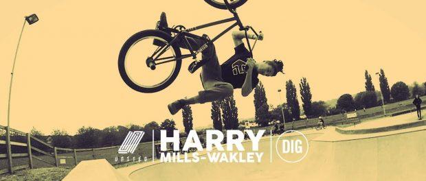 Harry Mills-Wakley: Flowerpot Sessions