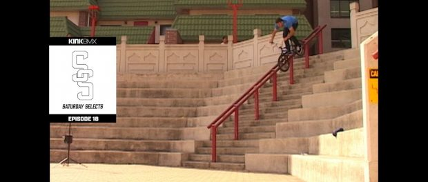 Raw Cuts From The Canadian Prairies! – Ep. 19 Kink BMX Saturday Selects