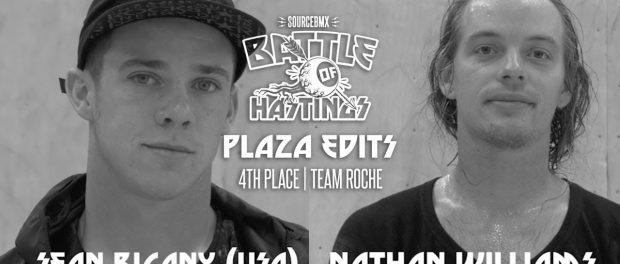 Team Dakota Roche – 4th – Battle of Hastings Plaza Edits 2017