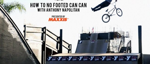 How To No Footed Can Can with Anthony Napolitan