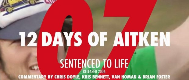 Mike Aitken – Day 7: 'Sentenced To Life' 2006