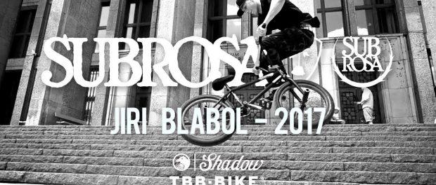 Subrosa Brand – Jiri Blabol 2017