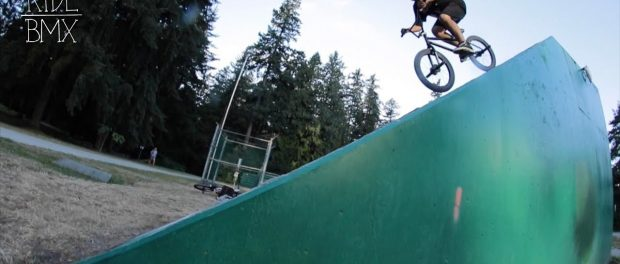 BMX IN VANCOUVER – HIT A LICK MIXTAPE