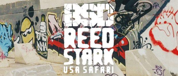 BSD BMX – Reed Stark USA Safari
