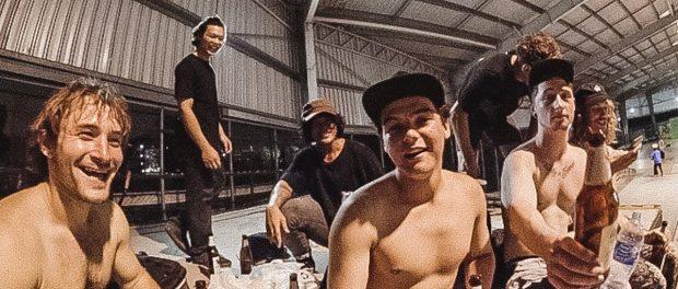 BSD BMX – THE BANGKOK SKATEPARK