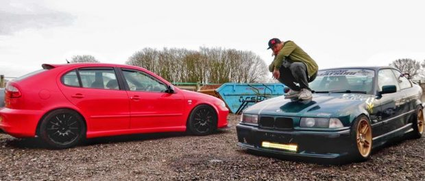 Cupra & BMW's – A weekend of cars