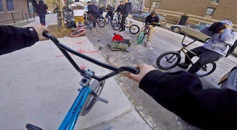DailyCruise 28: Brooklyn BMX TAKEOVER!