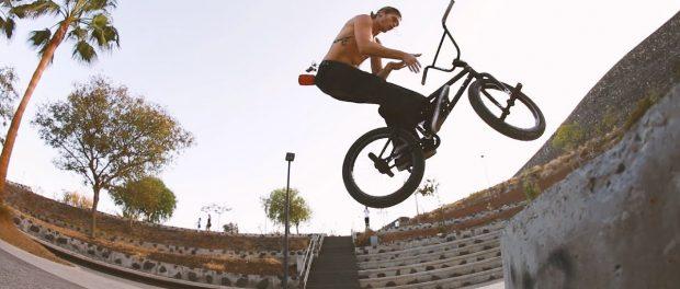 Flybikes Journeys featuring Devon Smillie and Courage Adams In Tenerife