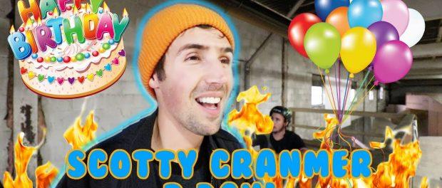 IT'S MY BIRTHDAY VIDEO!