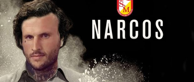 """Mike Hoder in """"NARCOS"""""""