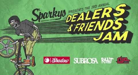 Rye Airfield – Dealers And Friends Jam 2017
