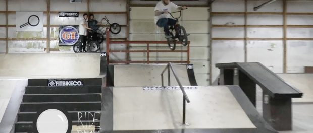 THE MOST INSANE NEW AM CONTEST – UNCOVERED BMX