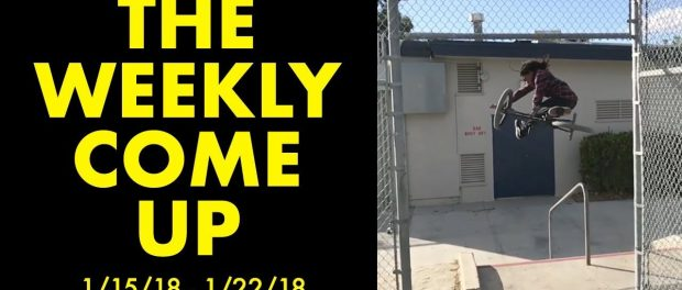 THE WEEKLY COME UP #2