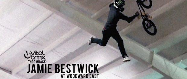 Throwback: Jamie Bestwick Shredding Woodward Camp