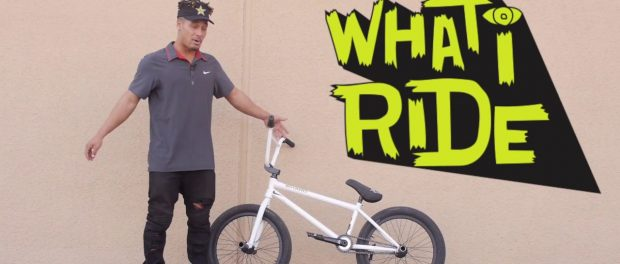 What I Ride – Chad Kerley