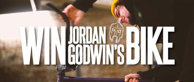 WIN JORDAN GODWIN's WTP X ECLAT BIKE