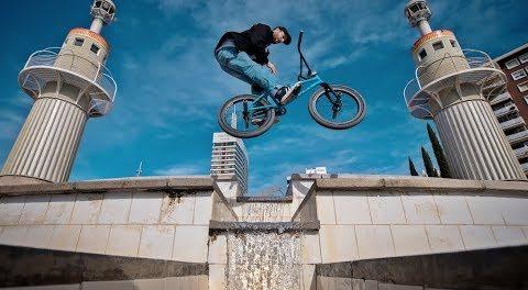 BACK IN BARCELONA! (BMX Trip)