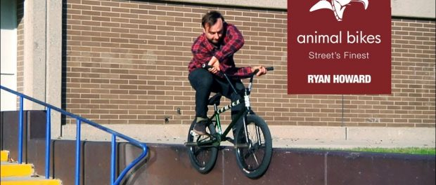 BMX – ANIMAL BIKES: MASTERS COURSE IN GRINDS W/ RYAN HOWARD