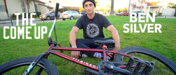 BMX BIKE CHECK- BEN SILVER
