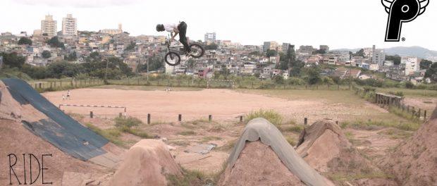 BMX – PROFILE – LEANDRO MOREIRA – CARACAS TRAILS IN BRAZIL