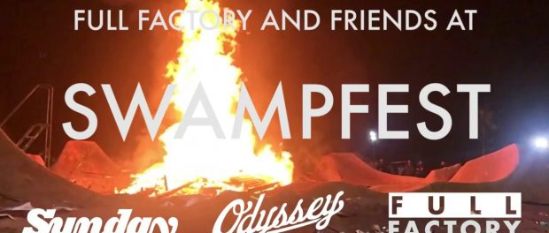 BMX / Swampfest with Full Factory