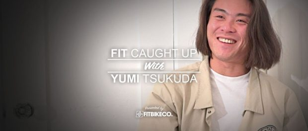 Fit Caught Up with Yumi Tsukuda