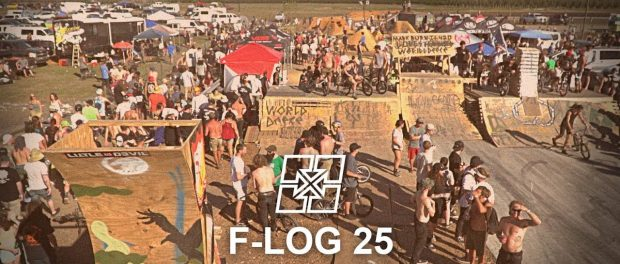 Fitbikeco. F-LOG 25 SWAMPFEST