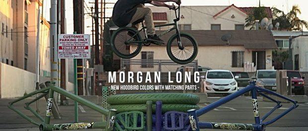 Fitbikeco. Morgan Long NEW Hoodbird Colors