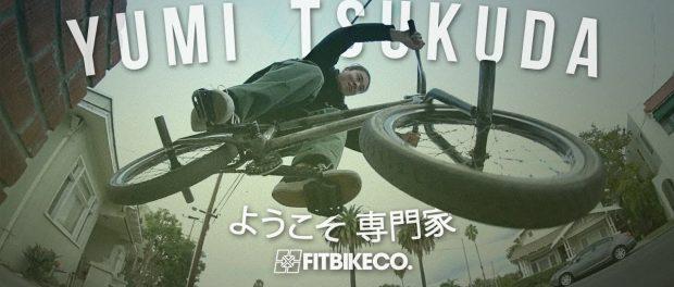 Fitbikeco. Yumi Tsukuda