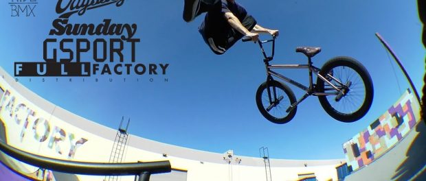 HEAVY SESSION AT THE NEW FULL FACTORY RAMPS