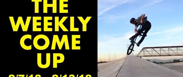 *The Best BMX Street Clips* The Weekly Come Up 5