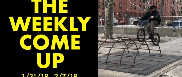 *The Best BMX Street Clips* The Weekly Come Up 4