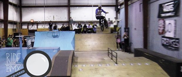 UNCOVERED BMX STOP 2 WAS INSANE!