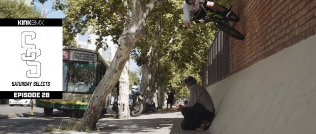 Up Close, Personal and BTS in Argentina Raw!  – Ep. 28 Kink BMX Saturday Selects