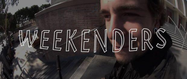 WETHEPEOPLE BMX: JORDAN GODWIN in California – Weekenders Ep1.