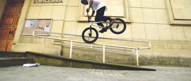 Courage Adams best of Instagram Clips! BMX STREET