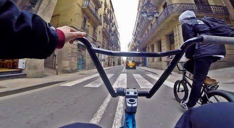 DailyCruise 29: Street BMX Paradise! (Barcelona)