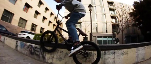 ÉCLAT BMX: Max Hedges in Valencia