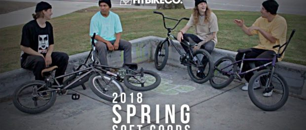 Fitbikeco. 2018 Spring Soft Goods