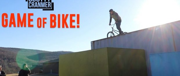 GAME OF BIKE PARKOUR STYLE!