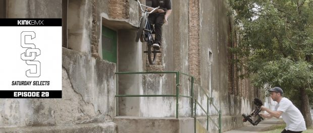 Getting Loose in Argentina BTS Part 3!  – Ep. 29 Kink BMX Saturday Selects