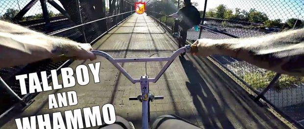 GoPro BMX: Tallboy & Whammo in Buffalo NY