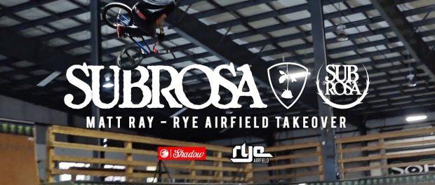 Matt Ray – Rye Airfield Takeover