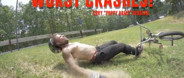 NEVER BEFORE SEEN BMX CRASHES!